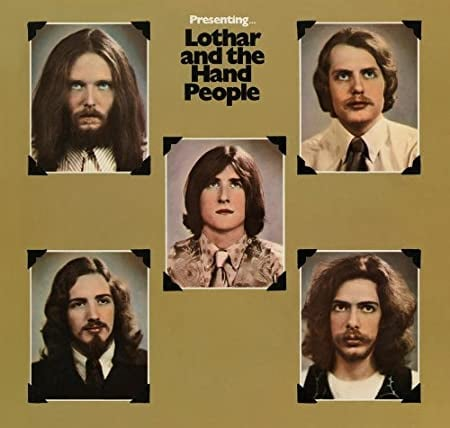 lothar and the hand people